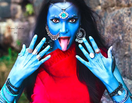Kali-jumalatar